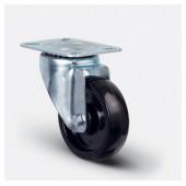 Колесо термостойкое поворотное ЕМ01 ВКВ 80 (диам. - 80 мм)