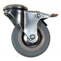 Аппаратные колеса (серая резина) (серии SCg, SCgb, FCg, SChg, SChgb, SCtg, SCtgb)