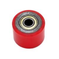 Ролик полиуретановый 80х70 мм для гидравлической тележки (рохли, роклы)